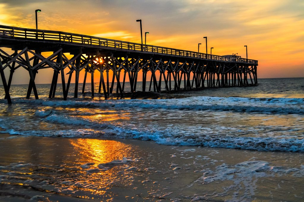 Myrtle Beach - Pier - My Favourite Beach